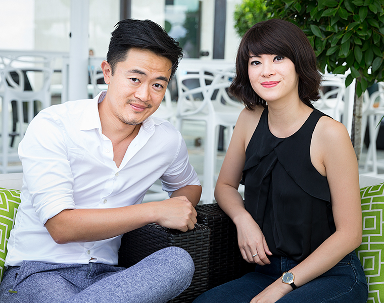 Benjamin and Michelle Law (National Library of Australia)